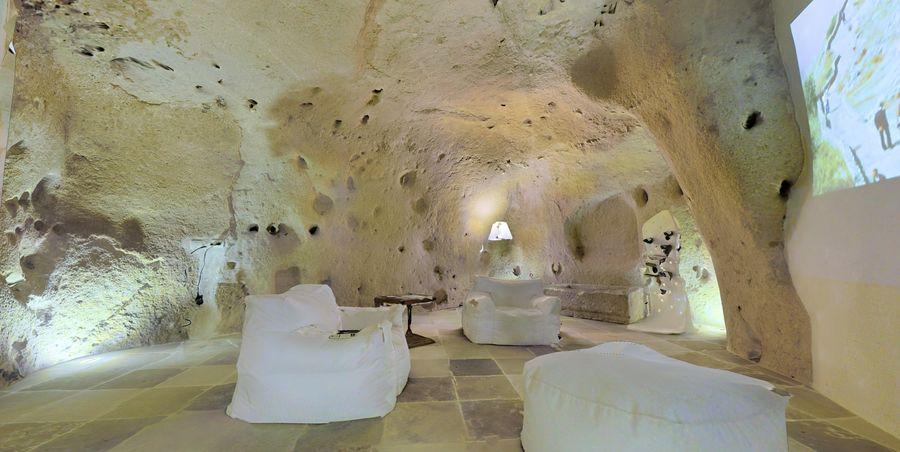 Cave Villa #2 royalty-free 3d model - Preview no. 11