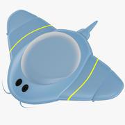 Tolo Oyuncak UFO 3d model