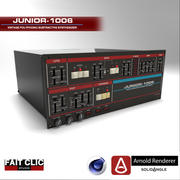FAIT CLIC Junior-1006 Arnold Renderer Version 3d model