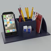 kalem büro organizatörü 3d model