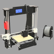 Diy Anet A8 3dprinter 3d model
