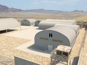 Military Compound 3d model