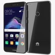 Huawei Nova Lite / Honor 8 Lite Zwart 3d model