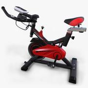 Bicicleta de exercício 3d model