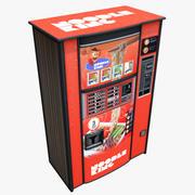 Máquina de venda automática de macarrão 3d model