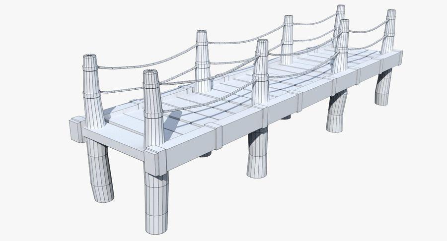 Ponte di Legno royalty-free 3d model - Preview no. 10