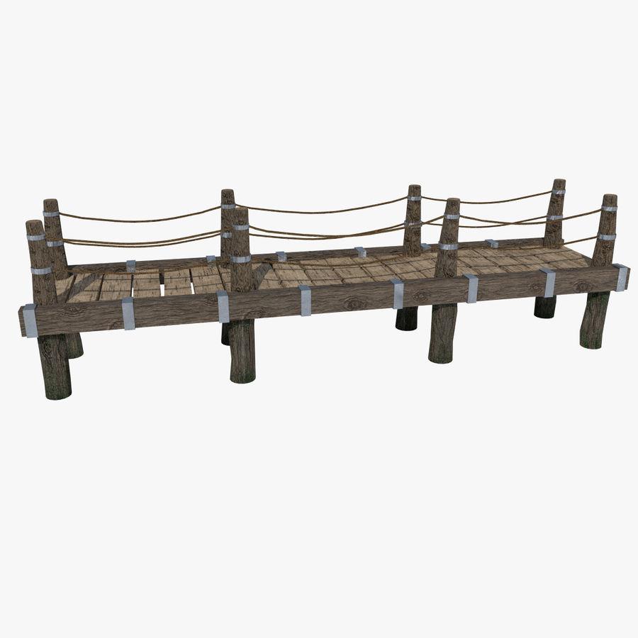 Ponte di Legno royalty-free 3d model - Preview no. 1
