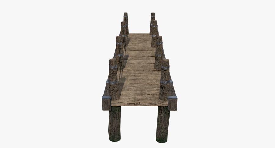 Ponte di Legno royalty-free 3d model - Preview no. 7