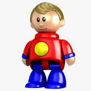 Tolo Toy Boy 3d model