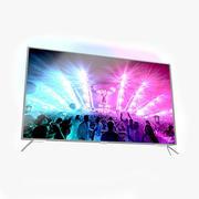 TV Philips en tiempo real modelo 3d