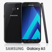 Samsung Galaxy A5 (2017) 3d model