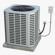 AC Birimi 3d model