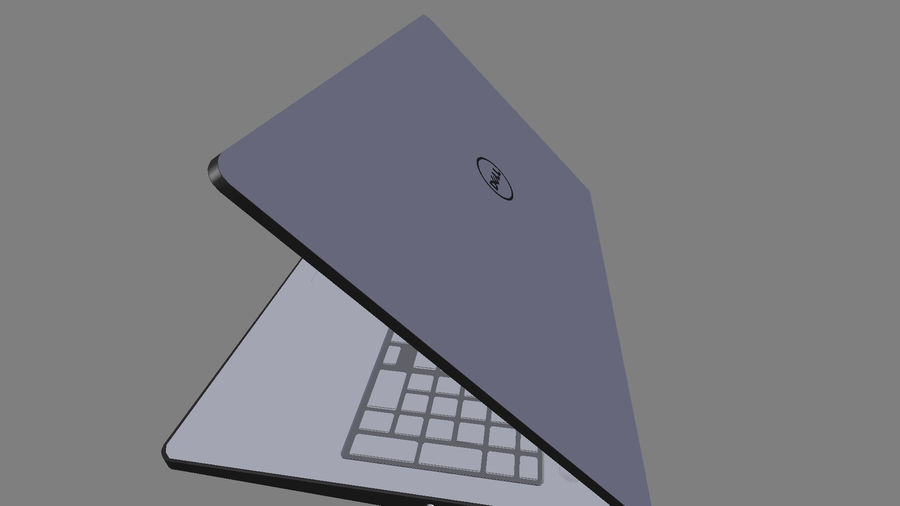 Dell Inspiron 3552 royalty-free 3d model - Preview no. 17