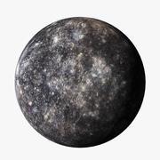 Mercury Globe 3d model