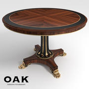 OAK Arredamenti MG1125 Table 3d model