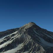 Paisagem de terreno de montanha de neve 19 3d model