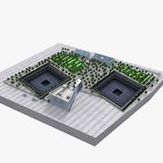 World Trade Center Complex Memorial & Museum modelo 3d