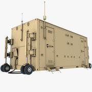 UAV Controls Container 3d model