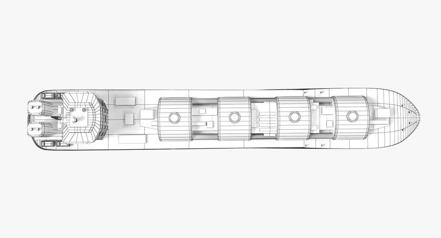 Autocisterna per GNL 2 royalty-free 3d model - Preview no. 13