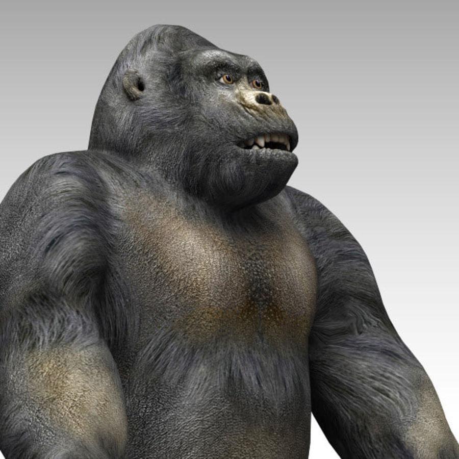 Goril Blender 3D Model $59 - .blend - Free3D