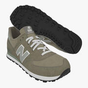 New Balance 574 3d model
