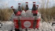 Coca cola commercial 3d model