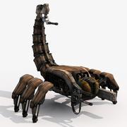 Wasteland 2 - Scorpitron 3d model
