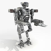 Wasteland 2 - Dugan 3d model