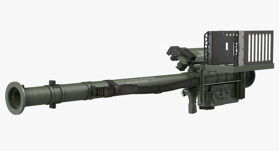 FIM-92 Stinger 3D Model royalty-free 3d model - Preview no. 2