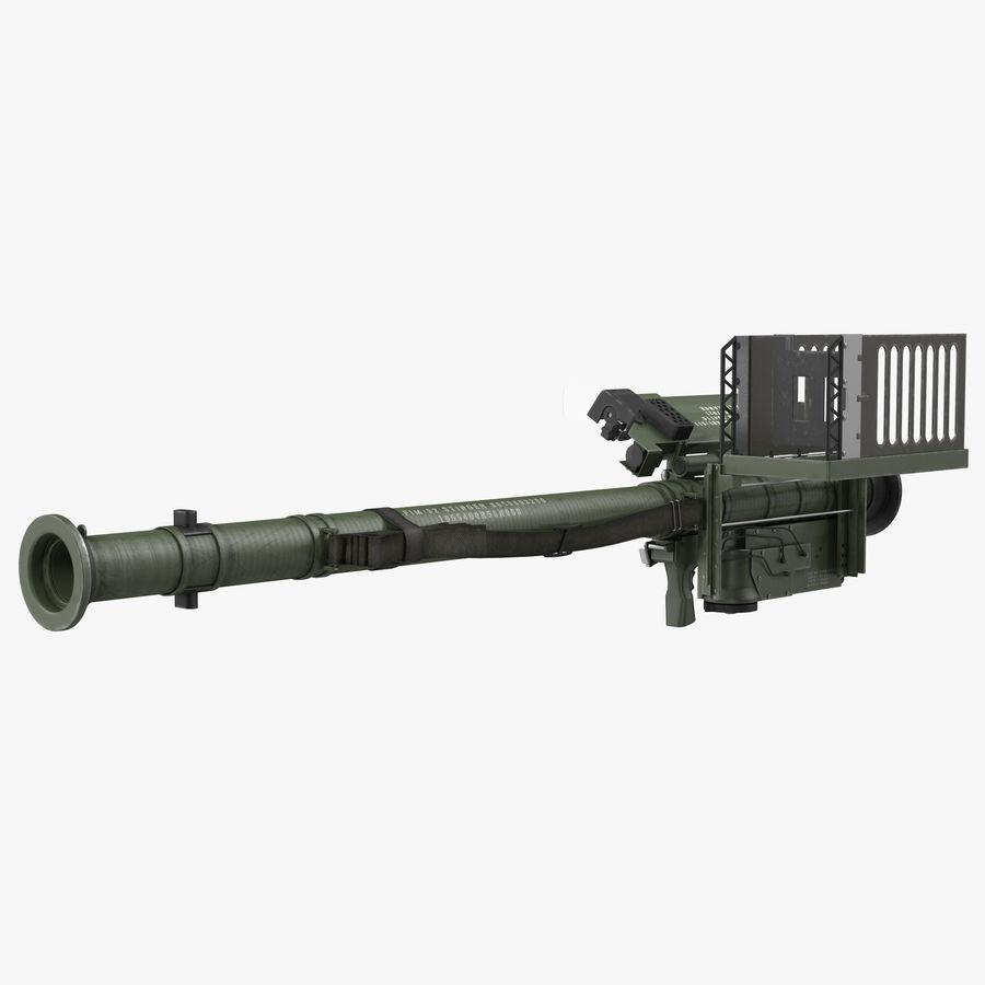 FIM-92 Stinger 3D Model royalty-free 3d model - Preview no. 1