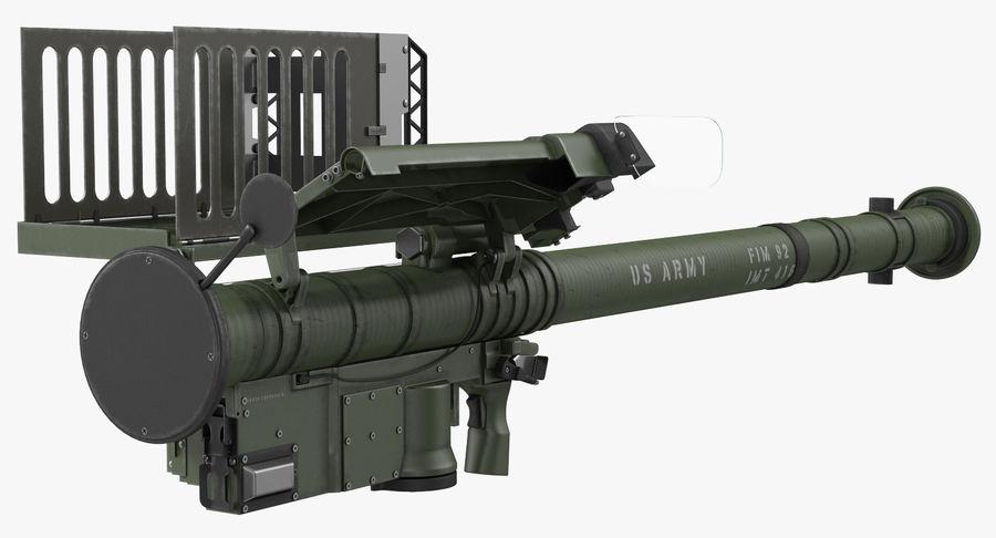 FIM-92 Stinger 3D Model royalty-free 3d model - Preview no. 3