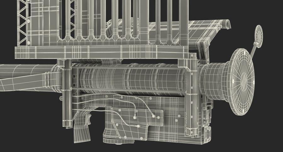 FIM-92 Stinger 3D Model royalty-free 3d model - Preview no. 22
