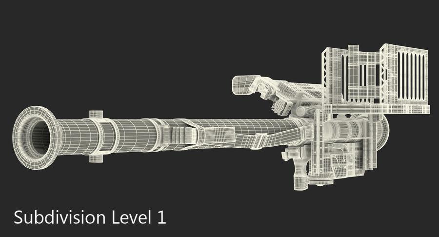 FIM-92 Stinger 3D Model royalty-free 3d model - Preview no. 12