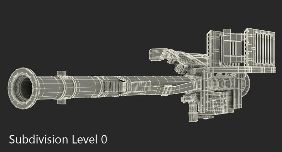 FIM-92 Stinger 3D Model royalty-free 3d model - Preview no. 11