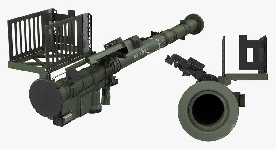 FIM-92 Stinger 3D Model royalty-free 3d model - Preview no. 6