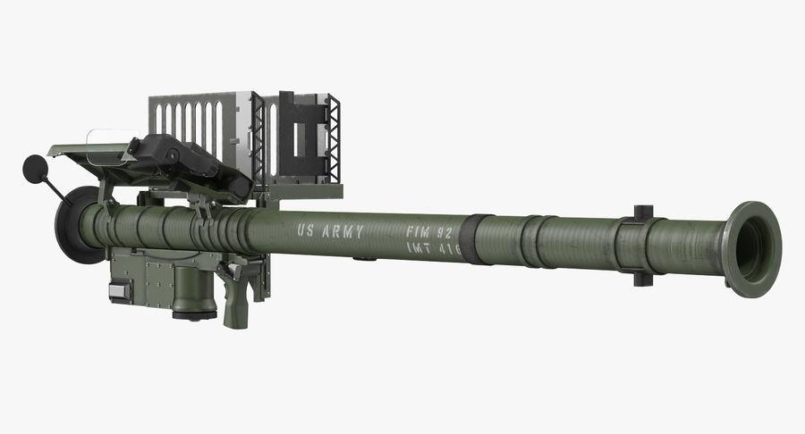 FIM-92 Stinger 3D Model royalty-free 3d model - Preview no. 5