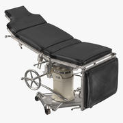 Operating Table 01 - Industrial 3d model