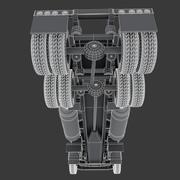 油罐车V1 3d model
