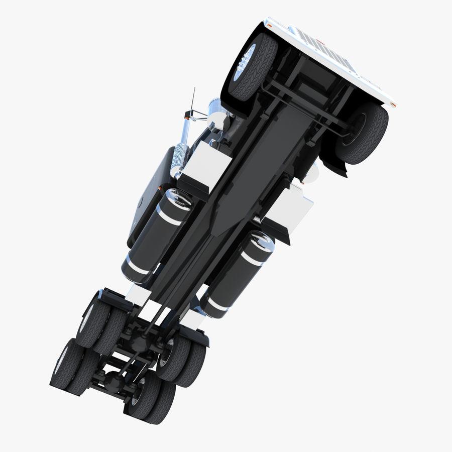 Autocisterna V1 royalty-free 3d model - Preview no. 33