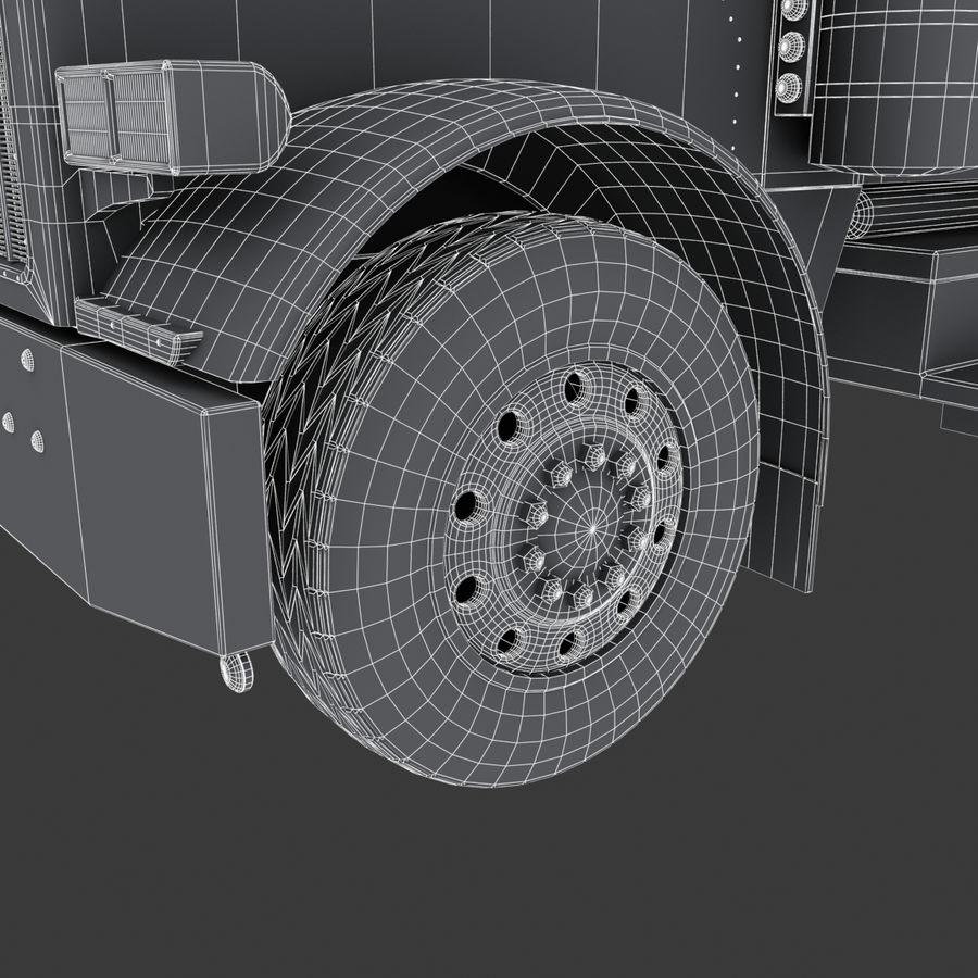 Autocisterna V1 royalty-free 3d model - Preview no. 46