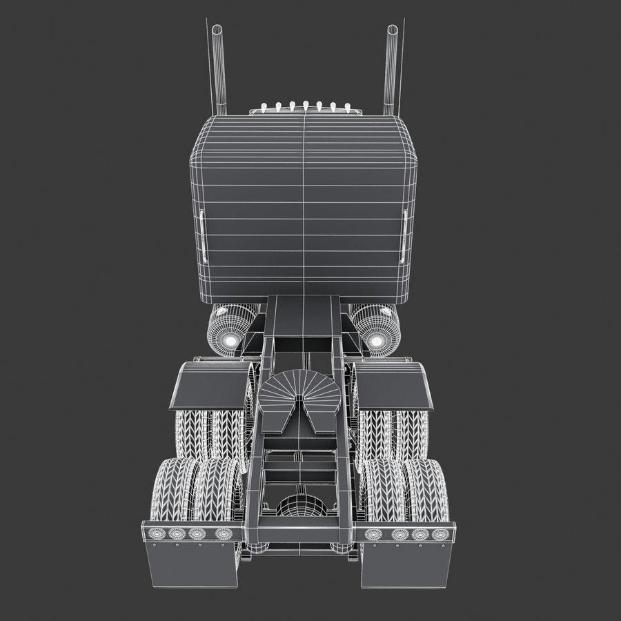 Autocisterna V1 royalty-free 3d model - Preview no. 36