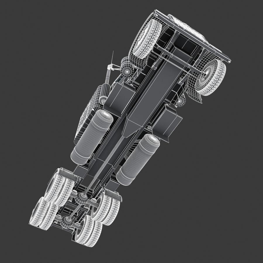 Autocisterna V1 royalty-free 3d model - Preview no. 34