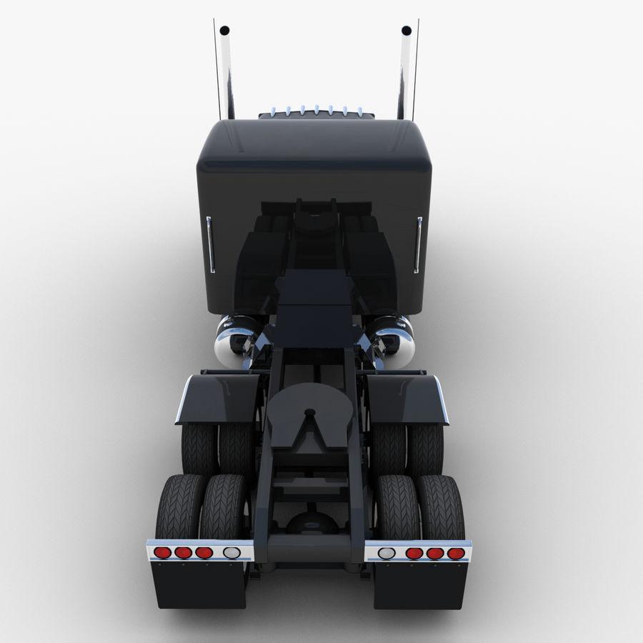 Autocisterna V1 royalty-free 3d model - Preview no. 35