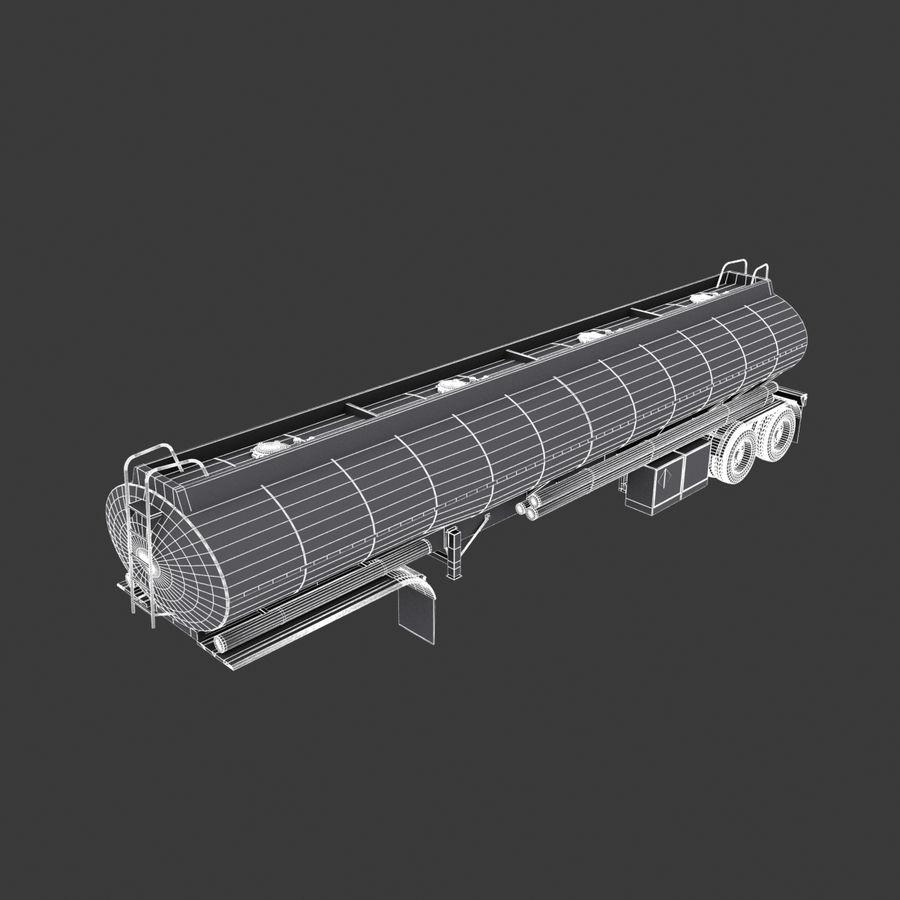 Autocisterna V1 royalty-free 3d model - Preview no. 19