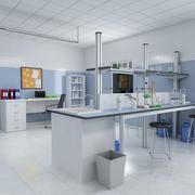 化学実験室2 3d model