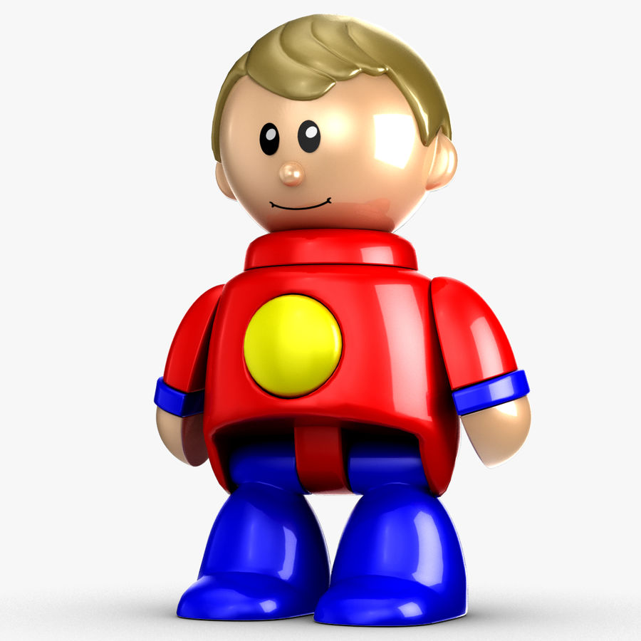 11 in 1 ( Tolo Toys Pack ) royalty-free 3d model - Preview no. 10