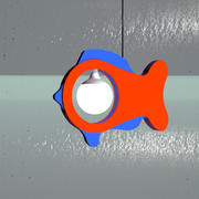 crianças lamp_fish 3d model