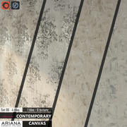 ARIANA CANVAS Set 06 3d model