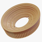 Rome Colosseum - 3D Print 3d model