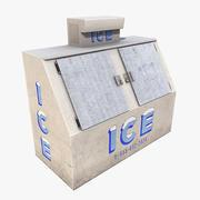 氷製造機 3d model